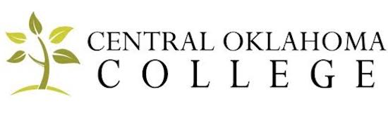 Central Oklahoma College Logo